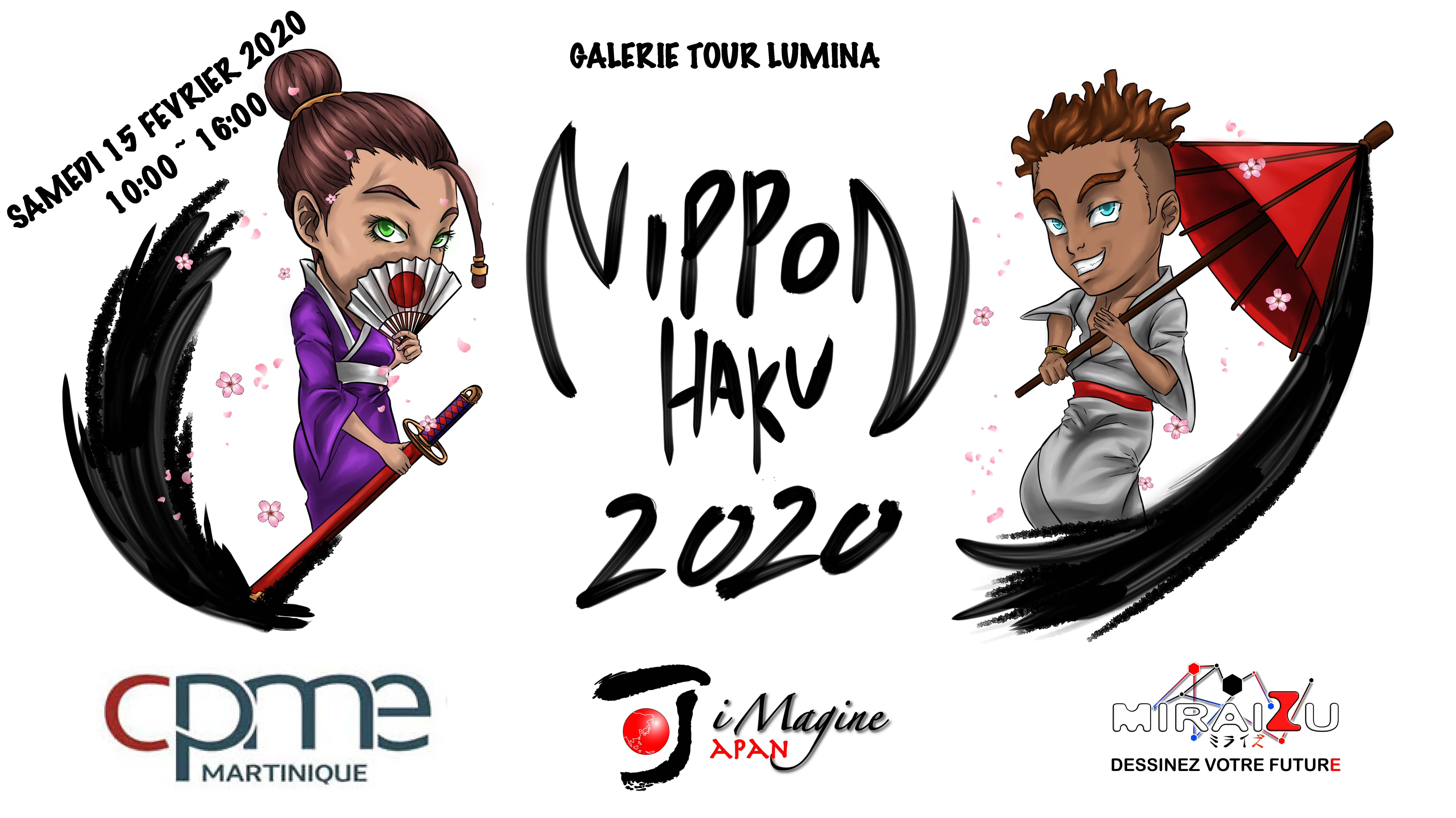 NIPPON HAKKU 2020 organise a Fort-de-France en collaboration avec la CPME Martinique