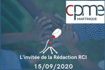 Invitée de la rédaction RCI du 15/09/2020